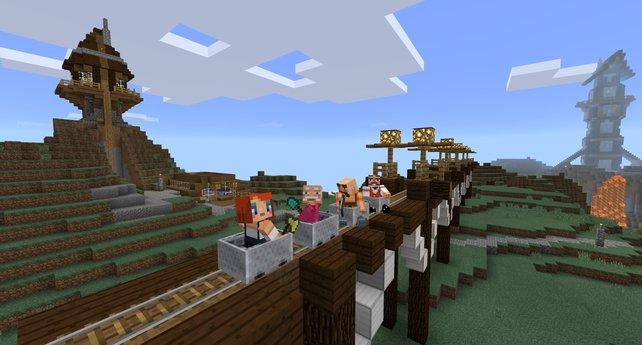 Minecraft Cheats Commands Und Konsolenbefehle Spieletipps - Minecraft wii u server erstellen deutsch