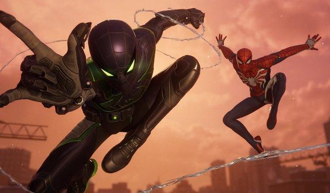 Ein neuer Spider-Man ist im Big Apple zuständig!