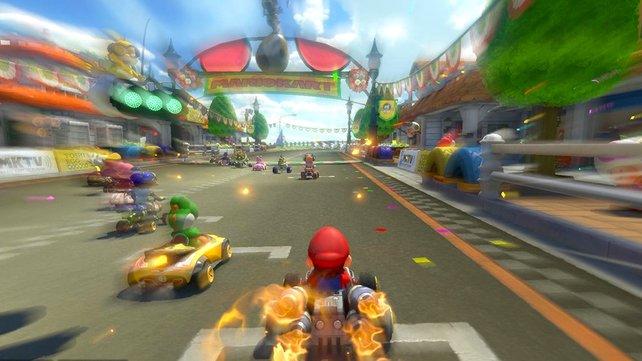 Ein Spieler von Mario Kart 8 Deluxe verrät seine wertvollen Tipps, um sich den ersten Platz zu schnappen.
