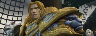 World of Warcraft: Pazifist erreicht Level 120 durch Blumenpflücken