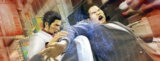 PS Plus: Darum ist jetzt die perfekte Zeit, mit Yakuza zu starten