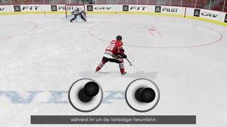 NHL15 - Trick-Einführung