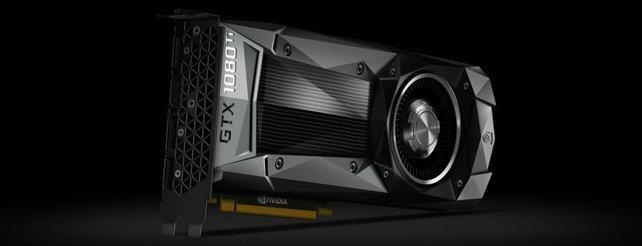 Immer noch Spitzenklasse: Die Nvidia Geforce GTX 1080 Ti.