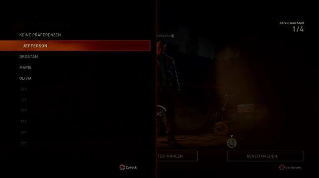 Sechs geheime Charaktere gibt es aktuell im Zombie-Modus von Call of Duty - WW2.