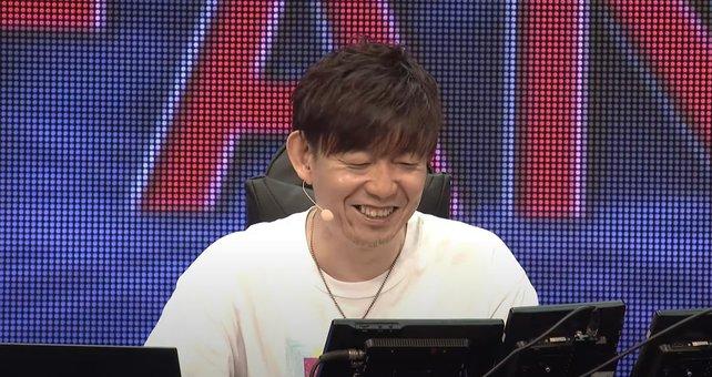 Naoki Yoshida beim Fan Fest 2021. Bild: Screenshot@YouTube