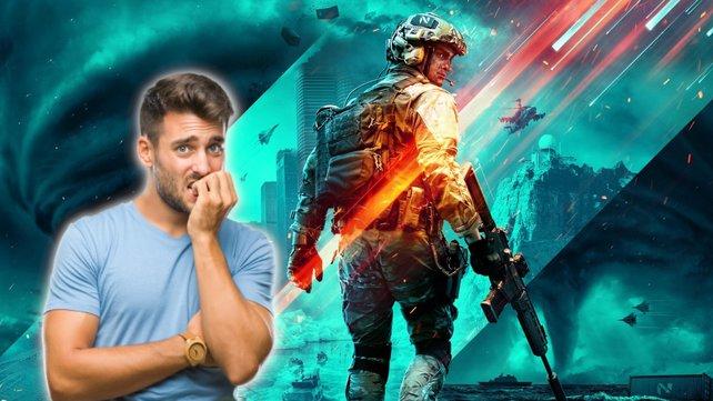 Battlefield 2042: EA muss Spiel verschieben. (Bildquelle: AaronAmat, Getty Images)