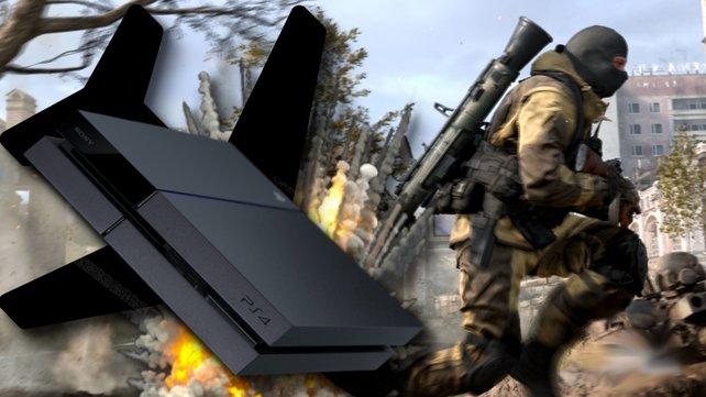 Ein Bug in der Lobby von CoD: Modern Warfare kann zum Absturz der PS4 führen.