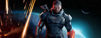 Mass Effect: Teil 2 und 3 jetzt abwärtskompatibel