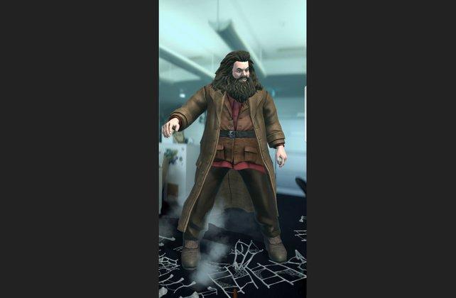 Ladet euch die APK herunter und befreit Hagrid in Wizards Unite aus seiner misslichen Lage.