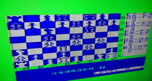 Ein Traum aus Neon-Grün: Das goldene Zeitalter der Computerspiele.