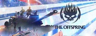 World of Tanks | Rockband The Offspring gibt Konzert im Spiel