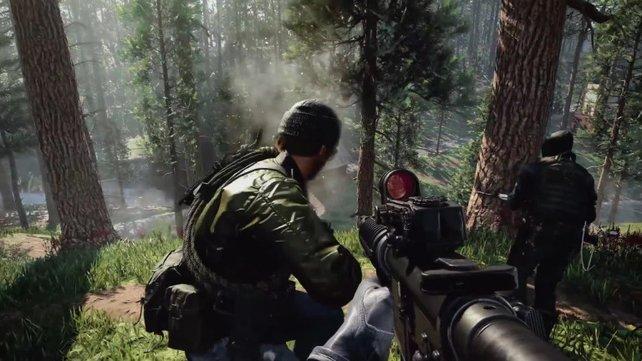 """Ist das die neue Map von CoD: Warzone? Im neuen """"Cold War""""-Trailer tauchen sehr verdächtige Szenen auf."""