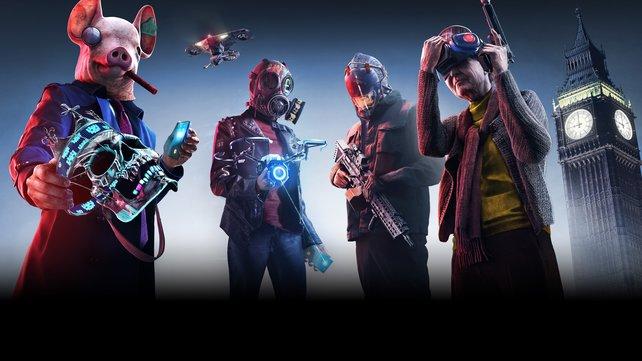 Watch Dogs: Legion wird eines der ersten Spiele für die Next Gen-Konsolen sein.