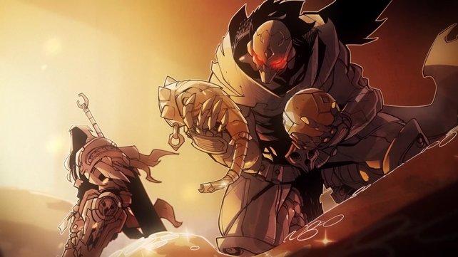 Darksiders Genesis wechselt die Perspektive.
