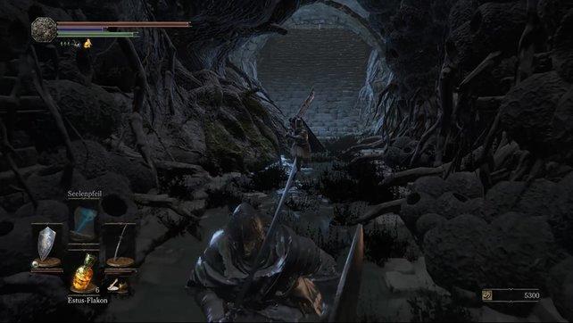 Rauch-Ultra-Großschwert - Fundort --> lockt Tsorig aus der Höhle