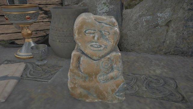 So sieht ein Artefakt der Ui Neill aus.