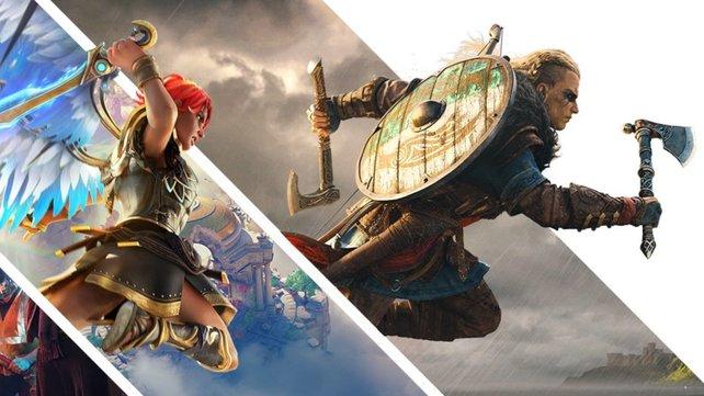 Ihr bekommt Top-Games bis zu 30 Euro (+) günstiger & einen Gutschein-Code über 10 Euro (Bildquelle: Ubisoft)