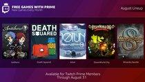 <span>Twitch:</span> Mehr kostenlose Spiele für Prime-Kunden im August