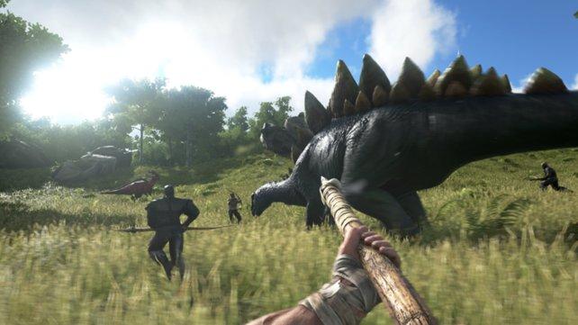 Eure ersten Jagdausflüge treiben das Adrenalin mit Sicherheit in die Höhe.
