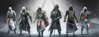 Video: Die Evolution von Assassin's Creed
