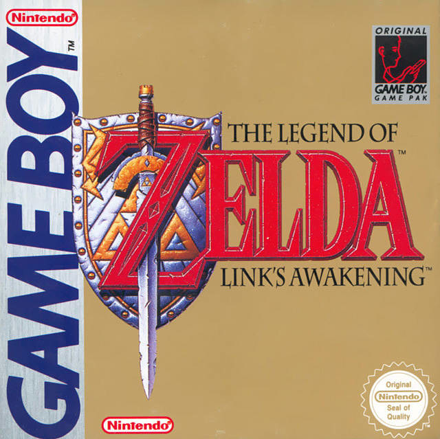 The Legend of Zelda - Link's Awakening