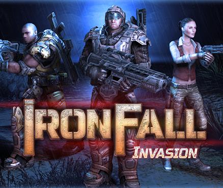 Ironfall - Invasion