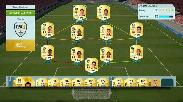 Fifa 16 Aufstellung Und Taktik Spieletipps