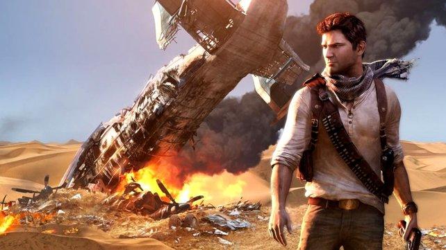 Nathan Drake hinterlässt in Uncharted gerne ein blutiges Chaos – kein besonders gutes Image.