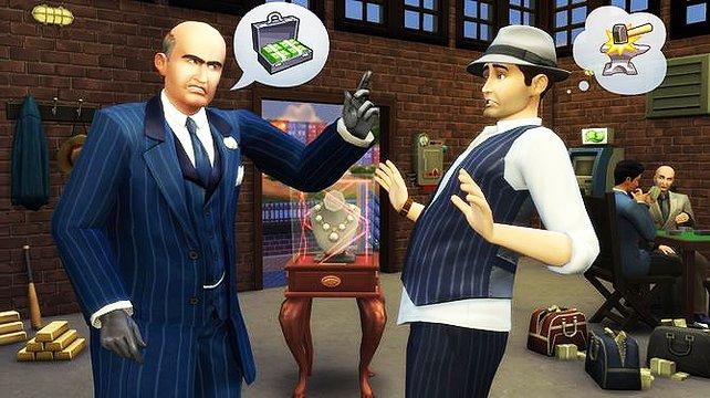 Stress auf der Arbeit? Mit den Geld-Cheats für Sims 4 könnt ihr euren Job kündigen!
