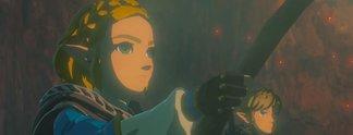 Zelda - Breath of the Wild 2 | Entwickler wollen vor allem neue Spielerfahrungen liefern
