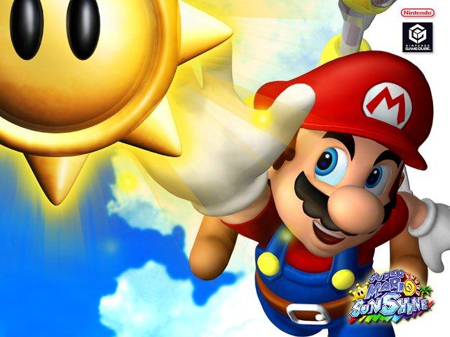 """""""It's a-me! Mario-Person! Bin bloß eine Videospiel-Ikone, Quasi-Wahrzeichen von Nintendo und seit Jahrzehnten integraler Bestandteil weltweiter Pop-Kultur. Man muss mich nicht kennen, auch nicht als Mitarbeiter von Nintendo."""""""
