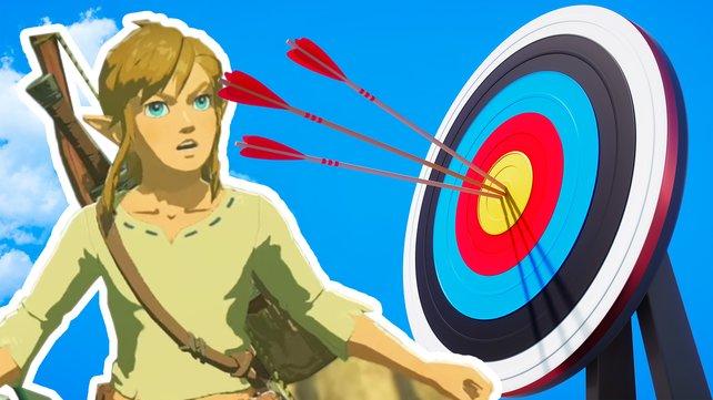 News | Zelda-Spieler landet unglaublichen Volltreffer, den ihr niemals schaffen würdet