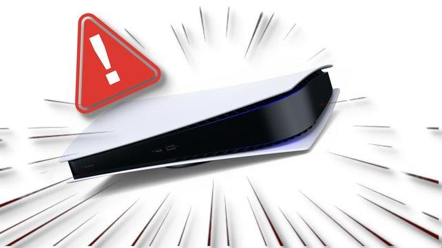 Wer möchte schon, dass eine mehrere hundert Euro teure PS5 plötzlich vom Regal kippt?