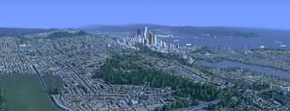 Cities - Skylines: Spieler baut ganz Seattle fast detailgetreu nach