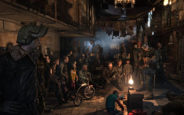 Der Autor sieht Moskau als zentralen Handlungspunkt von Metro 2033.