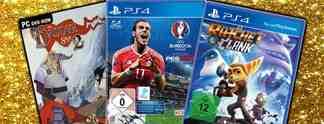 Deals: Schnäppchen des Tages: Ratchet & Clank, UEFA Euro 2016 und The Banner Saga 1 & 2