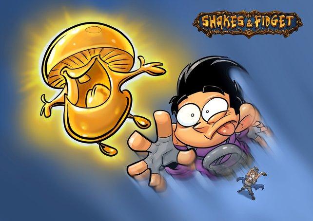Die Jagd auf den Golden Mushroom ist eröffnet!
