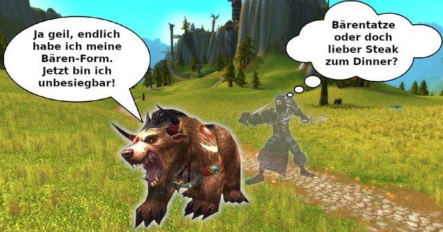 Auch in ihrer Bärenform sind Druiden nicht unbesiegbar. In diesem Guide sagen wir euch, was ihr vor der Klassenwahl in WoW - Classic beachten müsst.