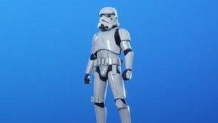 Stormtrooper in Fortnite