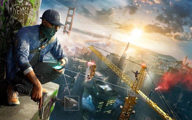 Epic Games Store verschenkt zurzeit das Hacker-Abenteuer Watch Dogs 2.