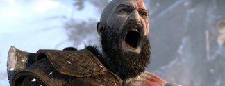 God of War - Neue Spielszenen von der Paris Games Week