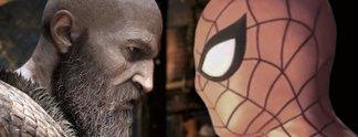 Kolumnen: Eine Spinne schlägt den Gott des Krieges
