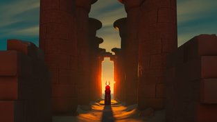 In the Valley of Gods | Abbruch?