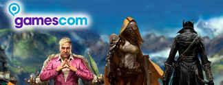 Specials: 20 Top-Spiele der Gamescom 2014