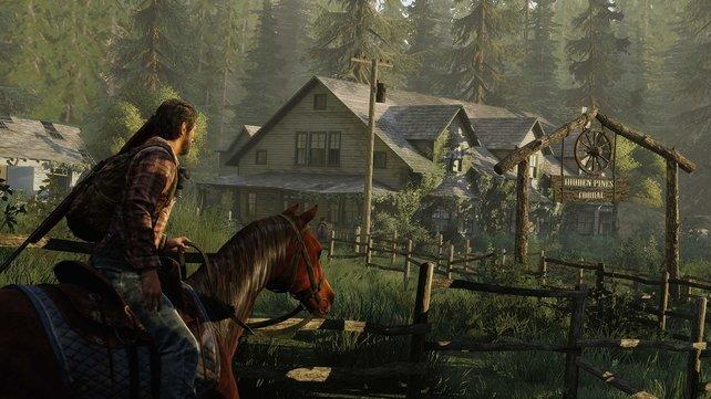 Das beste Spiel der letzten Zehn Jahre: The Last of Us