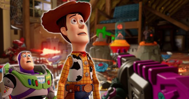 Toy Story als Shooter: Ein absoluter Geheimtipp unter Fans bekommt ein Jahr nach Release ein großes Inhaltsupdate spendiert.