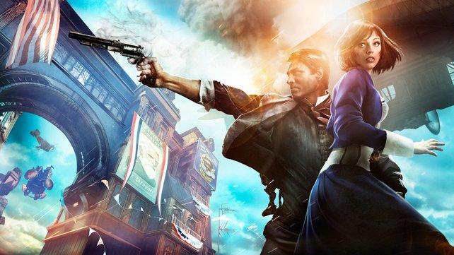 Tschüss Columbia: Die Welt von Bioshock Infinite wird womöglich nicht fortgesetzt.