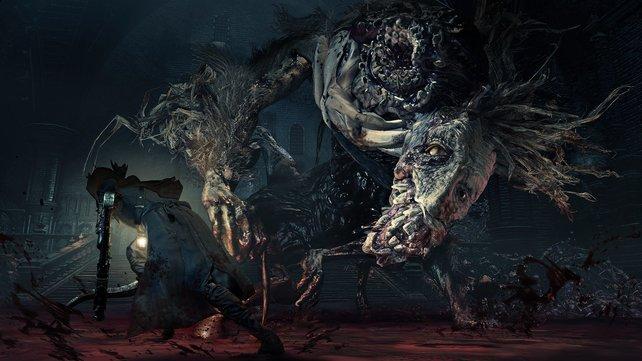 Die Geschichte von Ludwig (das abgebildete Monster) aus Bloodborne würde ich gerne als Film sehen: