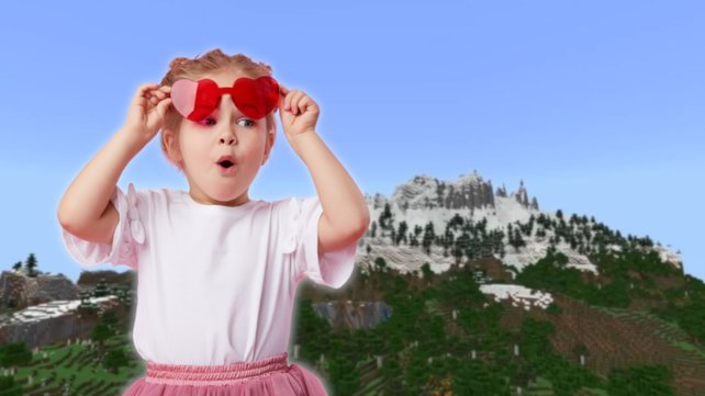 Fans zeigen beeindruckende Bilder aus dem neuen Minecraft-Update. Bildquelle: Getty Images/ oshcherban