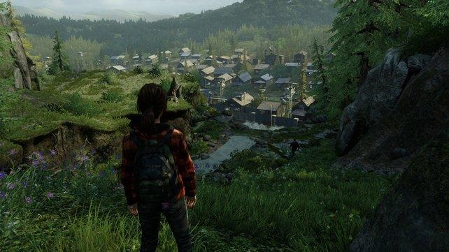 In The Last of Us lohnt es sich, öfter innezuhalten.
